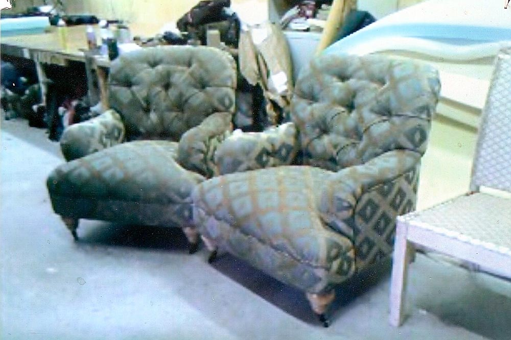 Indoor Furniture - Bud's Canvas & Upholstery Shop